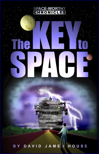 The Key to Space cover