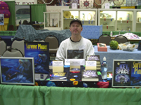 Meet author at State Fair's Oregon Author's Table on Aug. 24 through Sept. 3, 2007